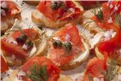 Smoked Sockeye Salmon Lachs (Lox), Sliced 6 oz.